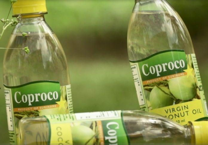 'Kokosolie uit Suriname is de beste in de wereld'