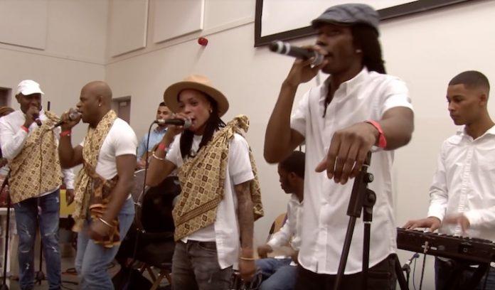 New Sensa Band brengt eerste CD uit en wil naar Suriname