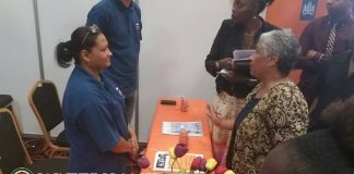 Opening International Scholarship Fair 2018 in Suriname