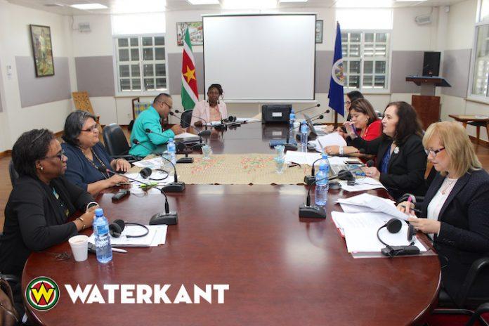 OAS hoorzittingen in Suriname over verdrag tegen corruptie