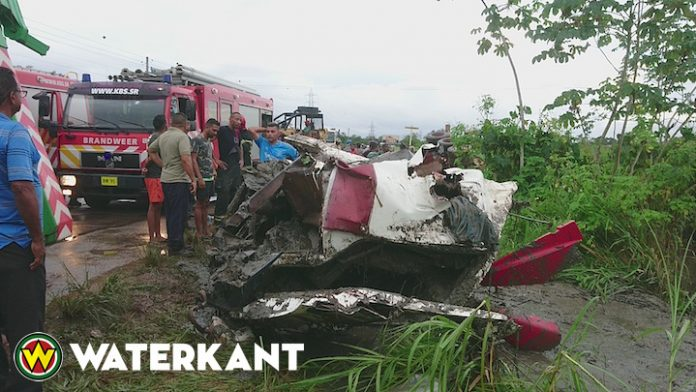 Truckchauffer overleden na ongeval op Martin Luther King weg in Suriname