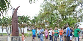 Studenten Polytechnisch College Suriname willen zelfvoorzienend worden