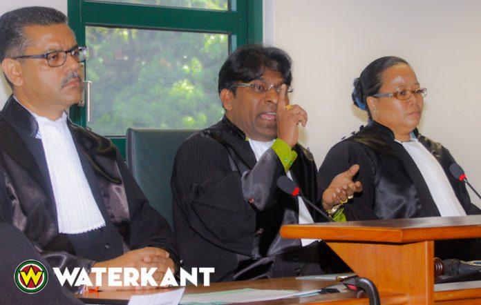 Surinames hoogste rechtscollege wacht al zeven jaar op president