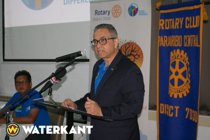 Rotary District 7030 Conferentie voor de 4e keer in Suriname