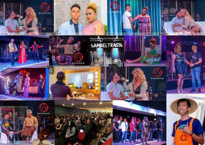 Eerste Nederlandse tour 'Sambel Trasie' groot succes