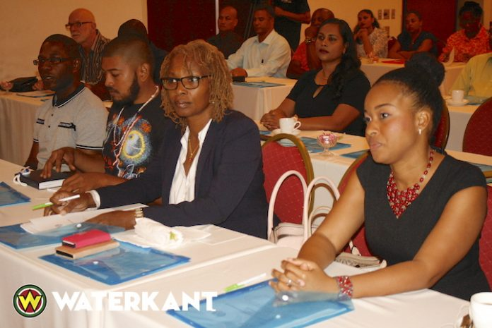 'World Day for Safety at Work' training in Suriname