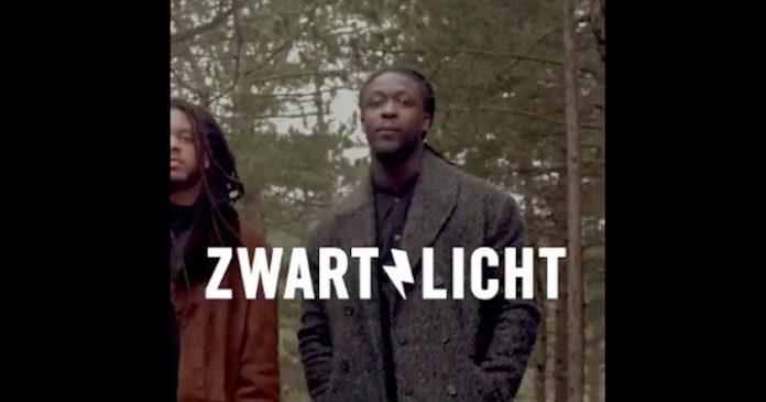 Hiphopgroep Zwart Licht brengt ode aan voetballegendes