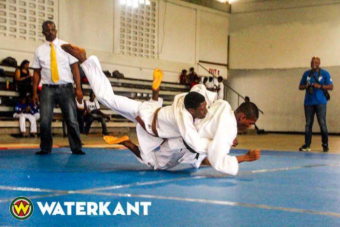 Judoclub uit Frans-Guyana op bezoek in Suriname voor uitwisseling