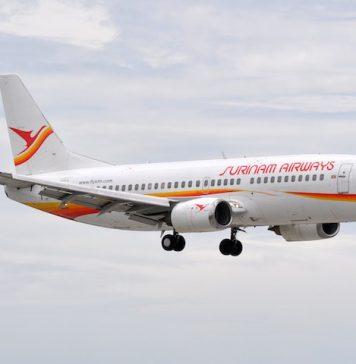SLM Boeing twee weken niet beschikbaar; vliegschema aangepast