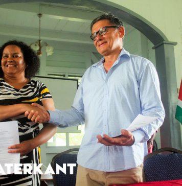 Geld voor rehabilitatie historisch fietspad in Commewijne