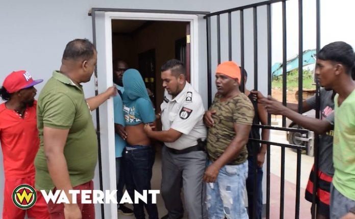 Politie houdt man aan die betrokken zou zijn bij zeeroof Suriname