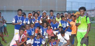 ACoconut nieuwe kampioen Tweede Divisie Suriname
