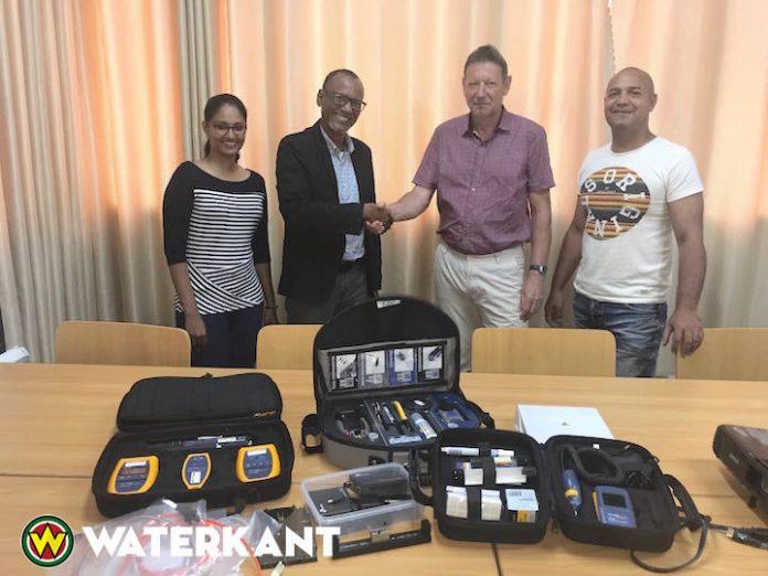 NATIN kan nu glasvezeltrainingen in Suriname aanbieden