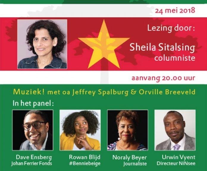Pittige uitspraken over relatie Suriname-Nederland op Johan Ferrier Lezing