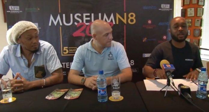 Eerste lustrum voor Museumn8 in Suriname