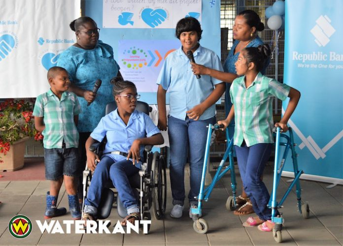 Project om scholieren met beperking betere kansen te bieden