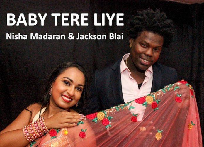 Launch nieuwe clip Nisha Madaran en Jackson Blai in Suriname