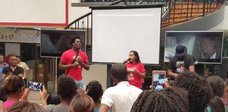 Geslaagde live launch nieuwe song Nisha Madaran & Jackson Blai