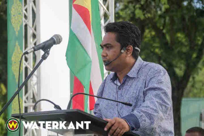 Nepprofiel van minister uit Suriname door Facebook verwijdert