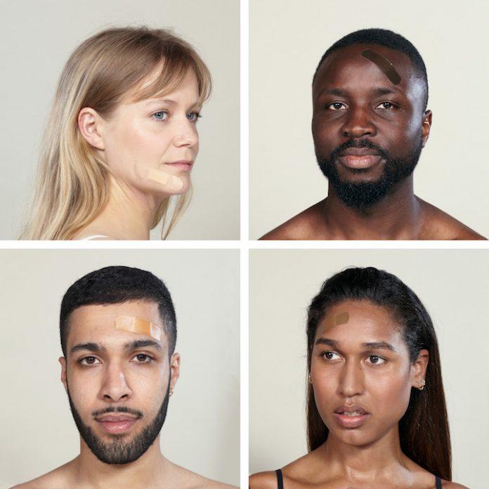 Nieuw in Nederland: voor iedere huidskleur een pleister