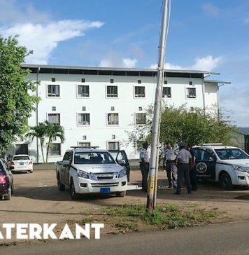 Beveiliging op school aangescherpt na terreur dreiging Suriname