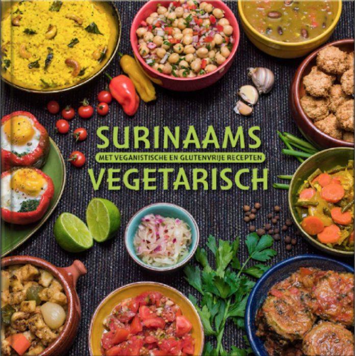 Surinaams vegetarisch kookboek bij VACO Suriname verschenen