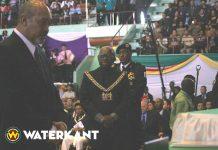 'Surinamers dromen van wisselkoersen uit periode Venetiaan'