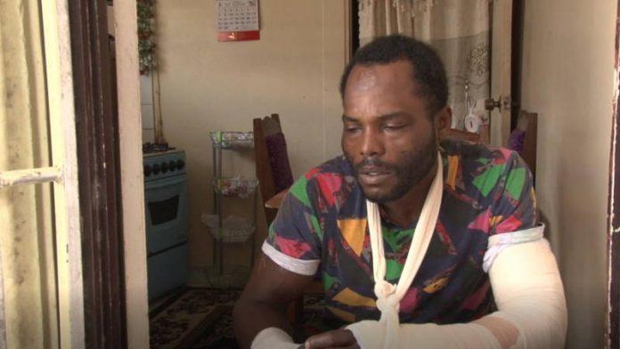 Overlevende zeeroof Suriname wil nooit meer als visser werken