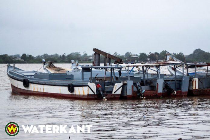 Geen hoop op vinden vermiste vissers Suriname na drama op zee