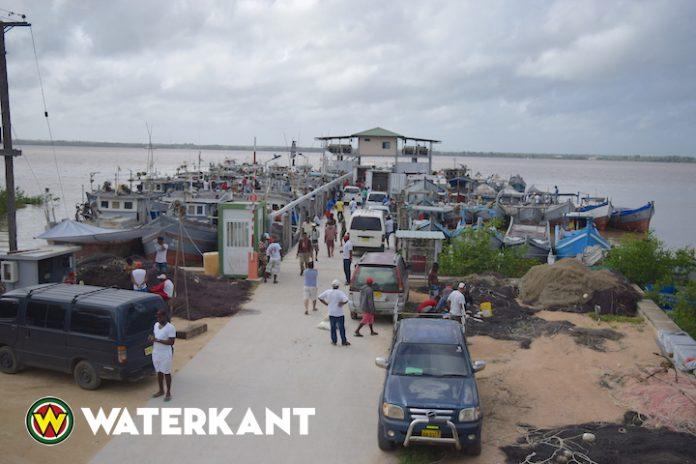Dreigend tekort aan vis in Suriname na moordaanslagen op vissers