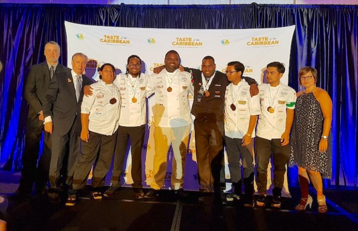 Suriname Culinary Team wint brons tijdens 'Taste of the Caribbean'