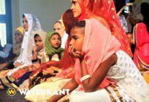 Fotoverslag einde ramadan en viering Eid-Ul-Fitr in Suriname