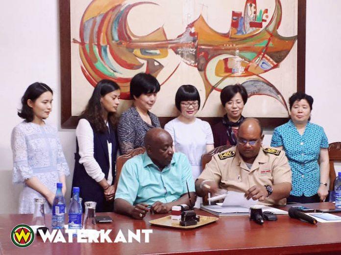 Delegatie uit Chinese stad Hangzhou naar Suriname afgereisd