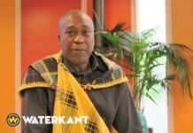 Minister Dikan uit Suriname ontmoet diaspora in Nederland