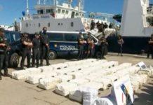 Bij Canarische eilanden onderschepte 1.850 kilo cocaïne geladen in Suriname