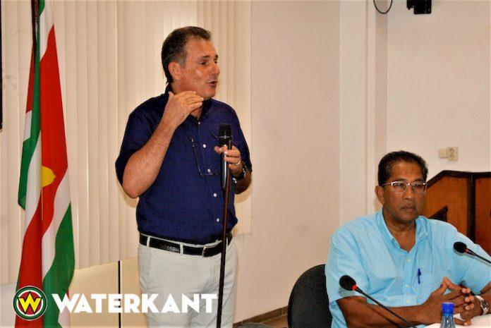 Staatsolie hoopt op veelbelovende oliebron voor kust Suriname