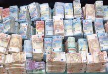 De 19 miljoen euro uit Suriname zit nog steeds vast in Nederland
