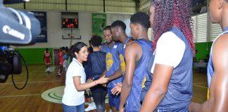 Suriname klaar voor FIBA-toernooien in Anthony Nesty Sporthal