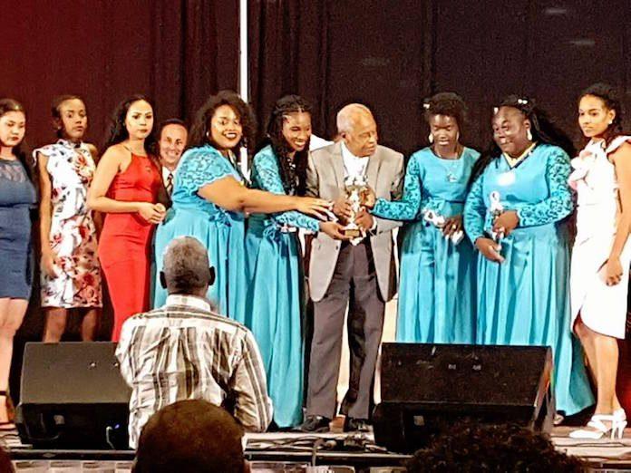 Caribbean Gospel Songfestival in Suriname