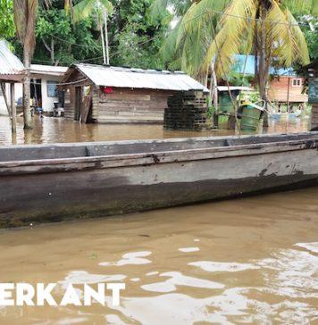 Noodhulp voor zuiden van Suriname komt op gang