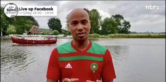 Humberto Tan en Patrick Kluivert wensen Marokko succes op WK 2018