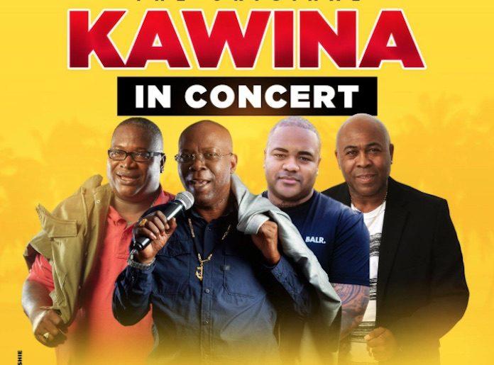 'Kawina in Concert' december 2018 in de Nederlandse theaters