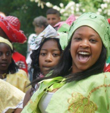 Keti Koti Festival in het Afrika Museum op 23 juni