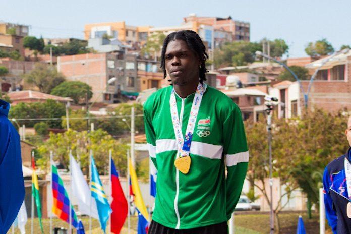 Weer goud voor Suriname op ODESUR in Bolivia