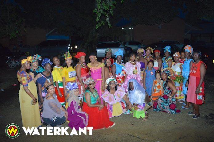 Expo studierichting Mode van de Lerarenopleiding Beroepsonderwijs Suriname