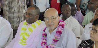 Premier Dominica bezoekt Suriname voor 'intensivering' betrekkingen