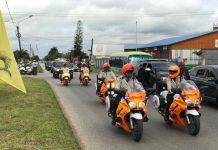 President van India sluit staatsbezoek Suriname af