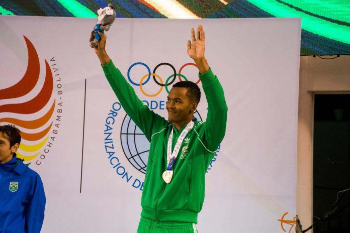 Naast goud ook brons voor Renzo Tjon A Joe uit Suriname