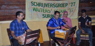Schrijversgroep '77 staat stil bij Hindoestaanse Immigratie in Suriname