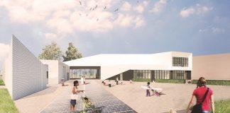 Nieuw gebouw voor Shri Krishna basisschool Utrecht; vrijdag Open Dag